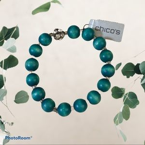 Chico's Beaded Bracelet